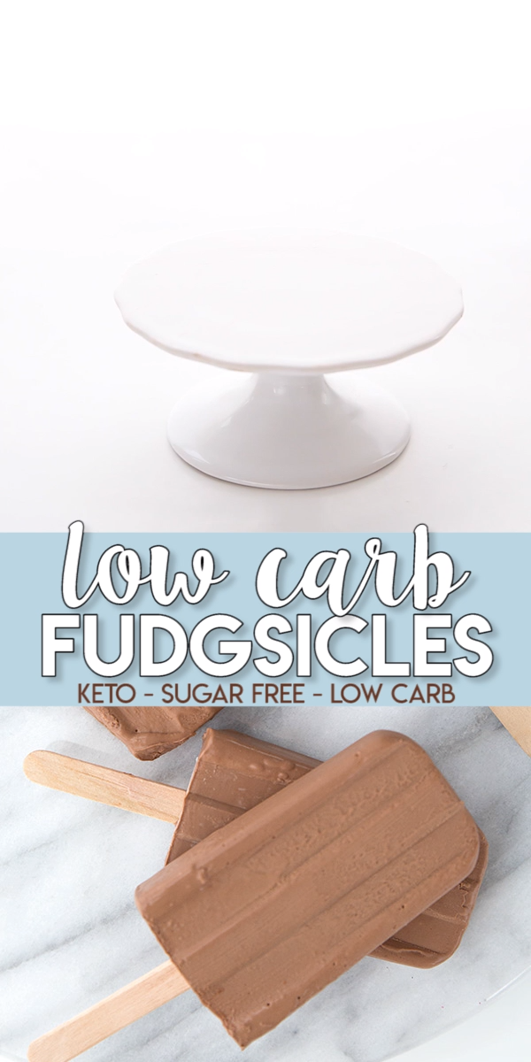 SugarFree Fudgsicles  Keto Recipe is part of Keto - Homemade sugarfree fudge pops that are as healthy as they are delicious! At only 1 6g net carbs, they make a wonderful low carb treat for summer