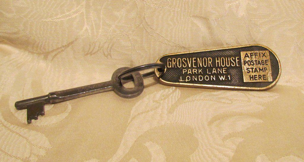 Antique London Hotel Key Grosvenor House Park Lane W1 London Hotels Grosvenor House Unique Hotel Rooms