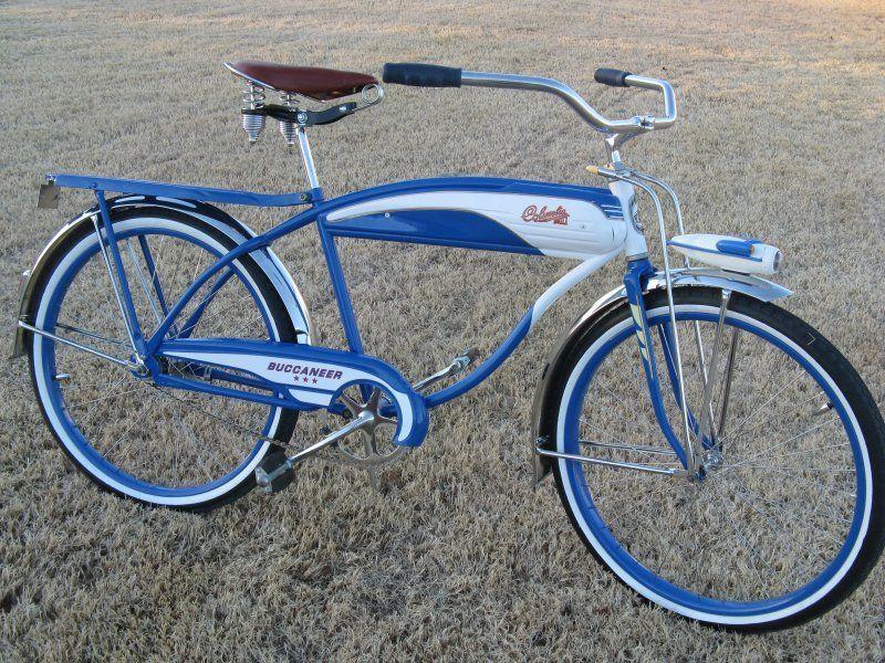 Columbia Buccaneer Ratrod Bicycle Vintage Bicycles Cruiser Bicycle