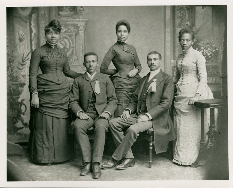 Image result for web dubois and his family