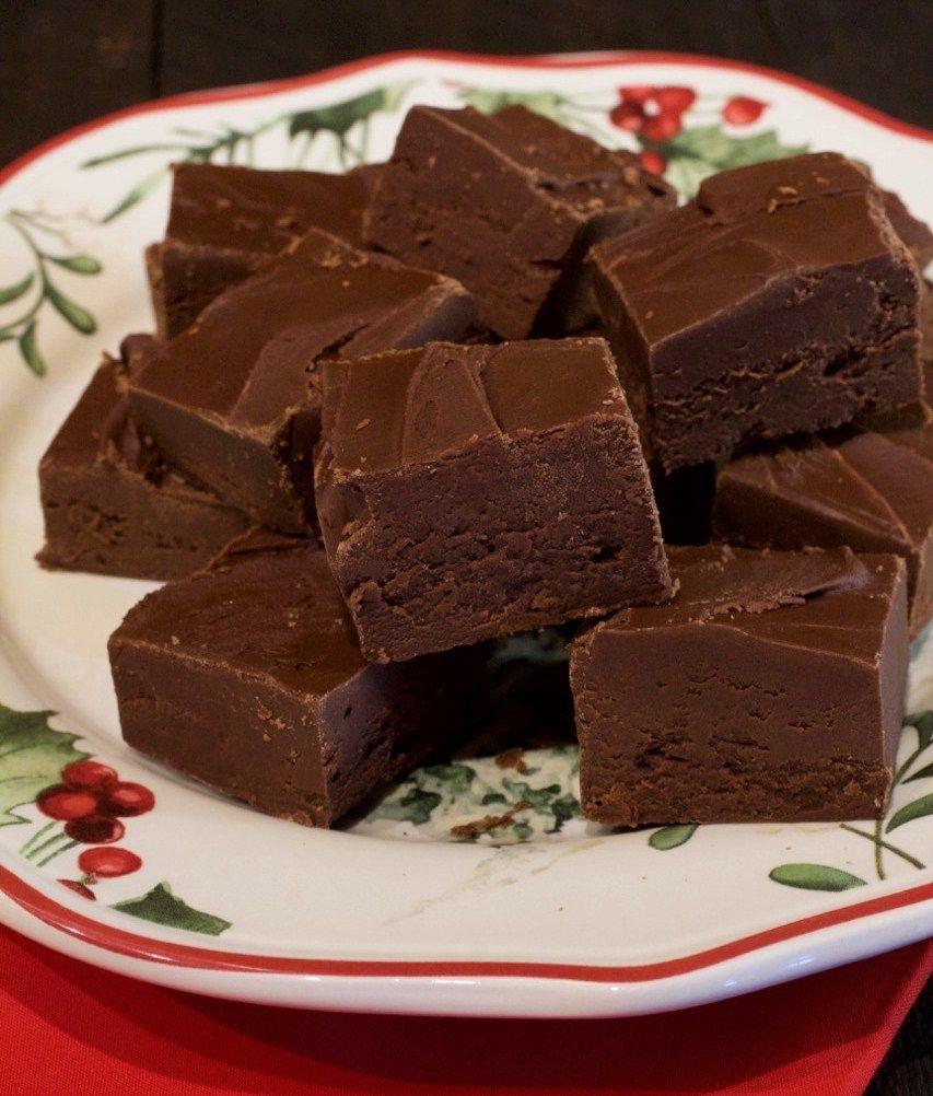 recipe: fudge made with karo syrup [24]