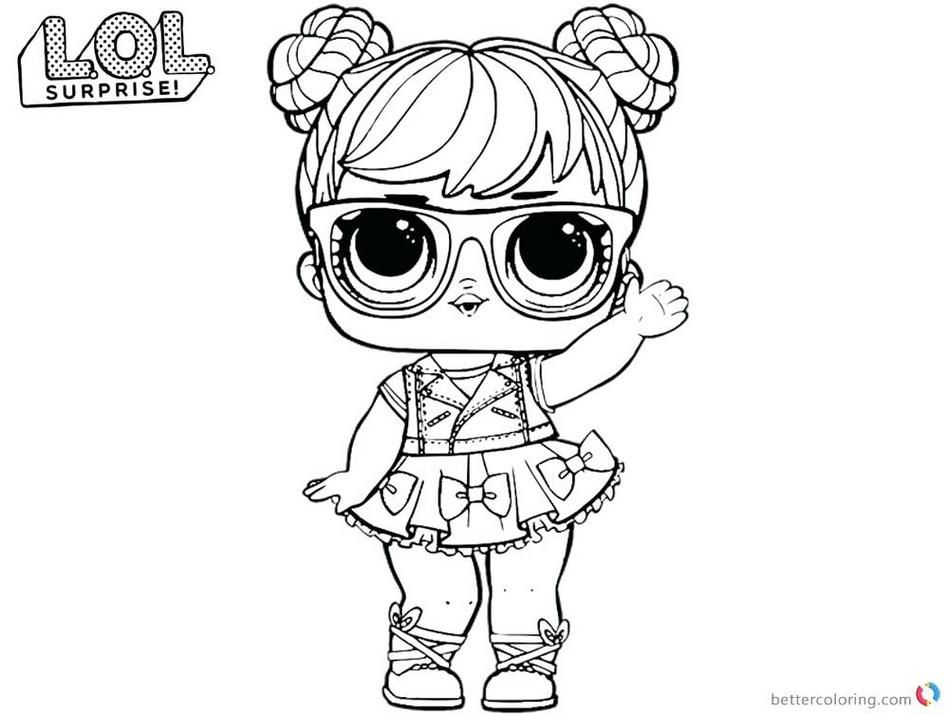 I Love You Baby Coloring Pages New Free Printable Lol Surprise Dolls Coloring Pages Lovely Big Eyes C Unicorn Coloring Pages Baby Coloring Pages Coloring Pages