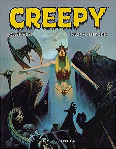 Creepy Archives: Volume 12