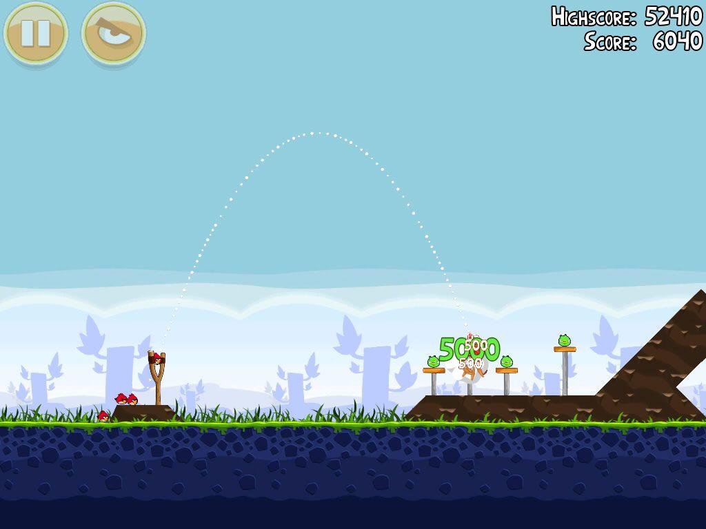 Video games parabola