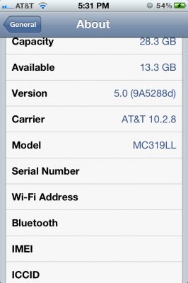 How to Find the UDID or Serial Number of an iPhone or iPad