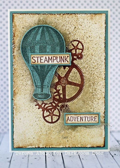 Cog Collection Eclectic Stamp Project Ideas