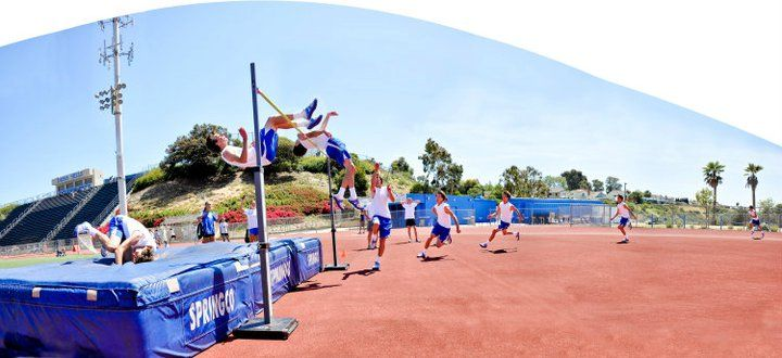 Track and Field - High Jump