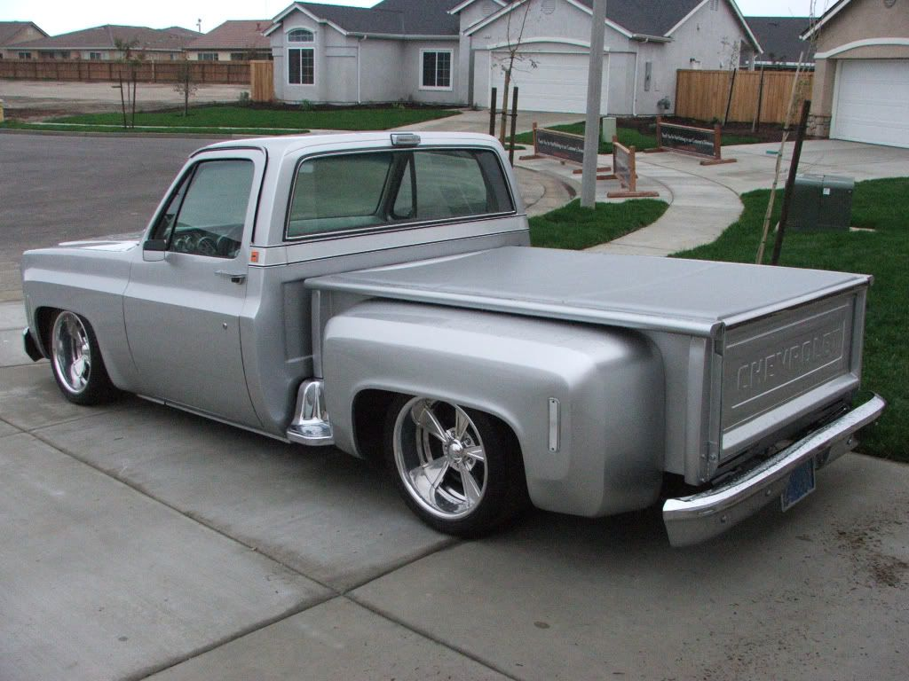 All Chevy chevy c10 short bed : 1987 Chevy Stepside | ... ... - The 1947 - Present Chevrolet & GMC ...