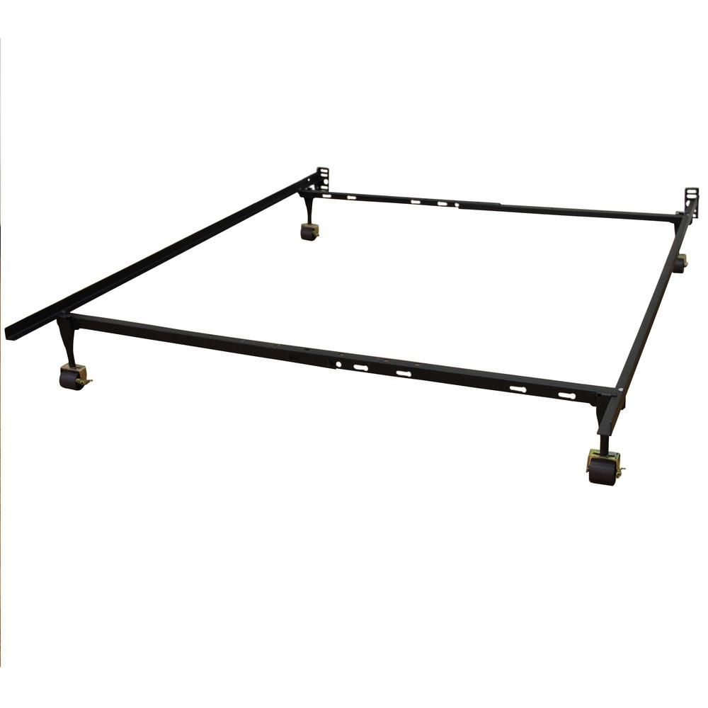 Hercules Hercules Standard Adjustable Bed Frame With 4 Legs And