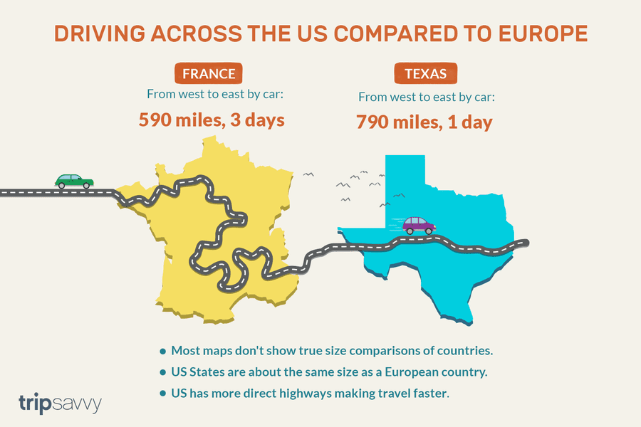 map of us compared to europe How Big Is the United States Compared to Europe | Europe map