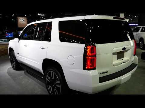 New 2020 Gm Chevrolet Tahoe Suv Exterior Interior Tour 2019