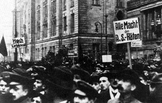 Reichsrätekongress 1918