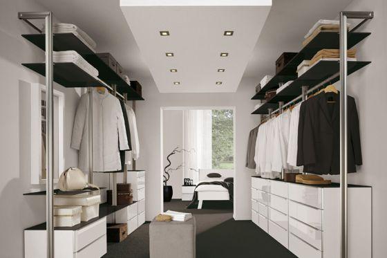 Schlafzimmer Ideen · Begehbarer_Kleiderschrank · Begehbarer KleiderschrankKleiderschrank  DesignAnkleidezimmerSchrank ...