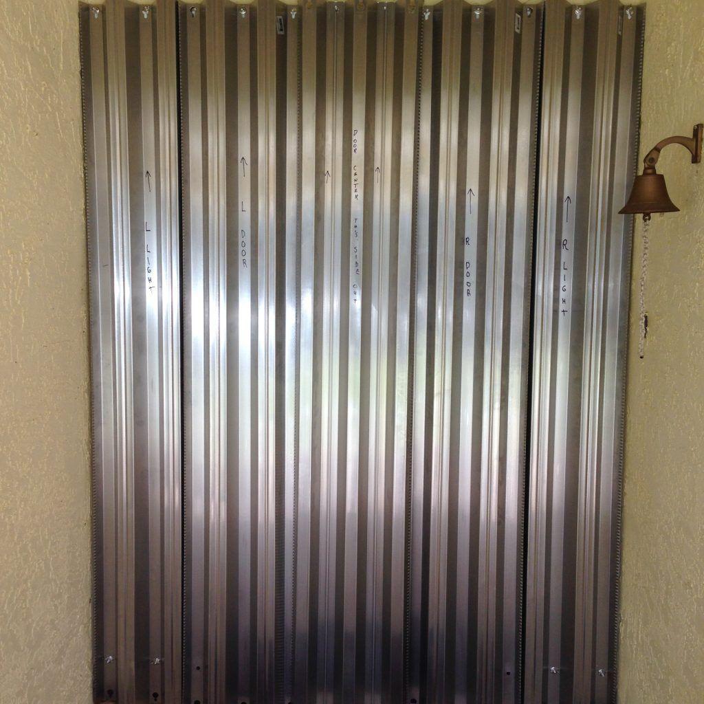 hurricane shutters sliding glass doors