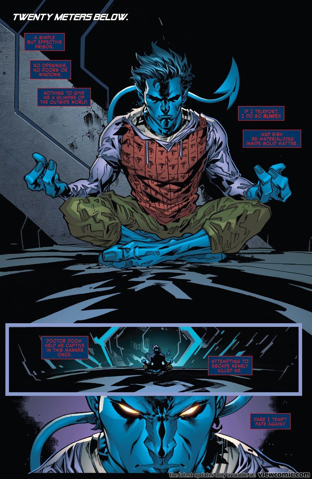 X Men Gold 2017 17 Kurt And Kitty Are Captured Https Readcomiconline To Comic X Men Gold Issu Nightcrawler Comic Marvel Superheroes Nightcrawler Marvel
