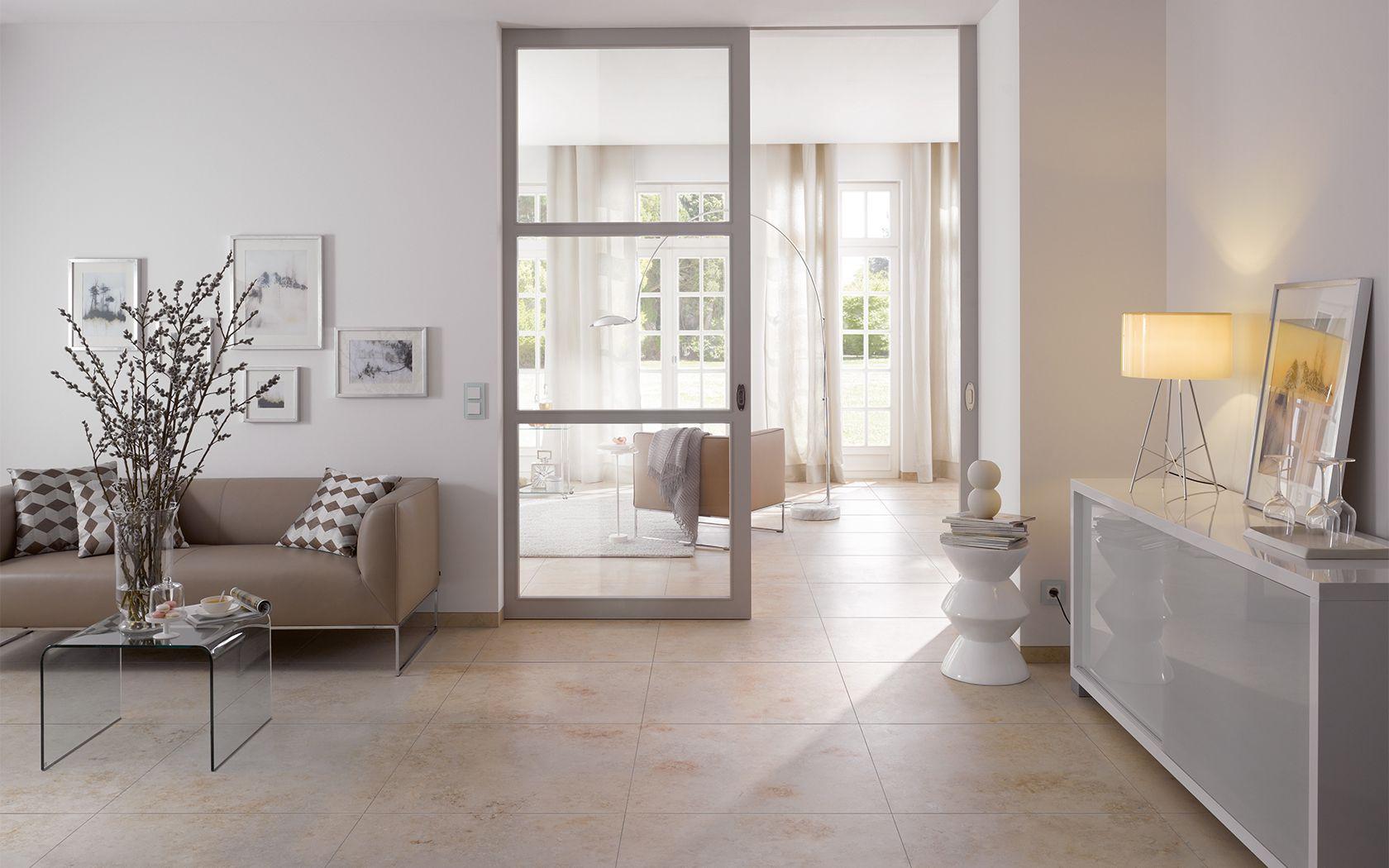 Natürlich inspiriert #sowohnich #wohnzimmer #klar # ...