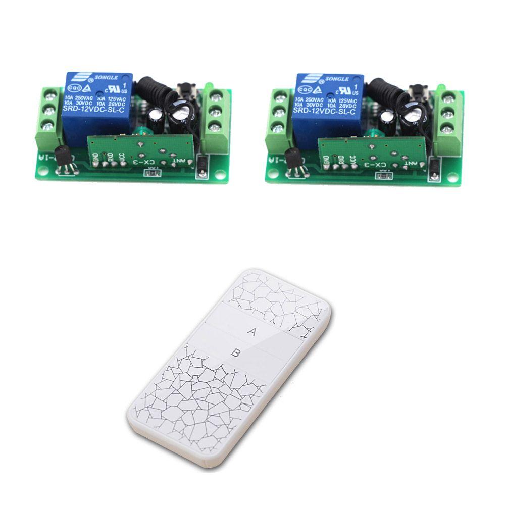RF Wireless Remote Control Switch Wireless Remote Switch