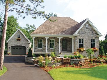 Small House Plans & Affordable Home Plans – The House Plan Shop ...