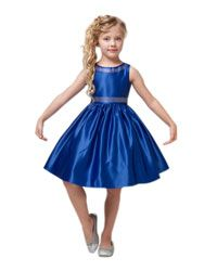 1000  images about Beautiful in Blue: Girls Dresses on Pinterest ...