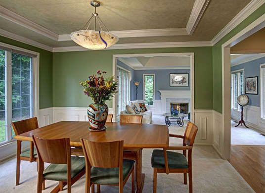 Farrow U0026 Bell Named Breakfast Room Green (No. 81) A Key Paint Color
