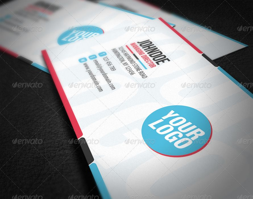 Clean Funky Business Card Affiliate Funky Aff Clean Card Business Business Cards Funky Cards