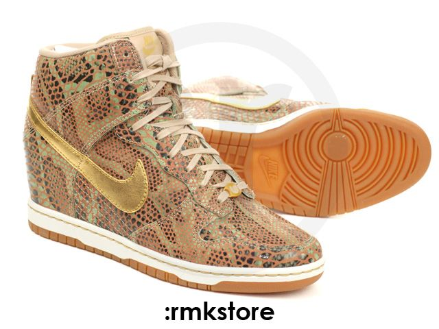 new product 1e871 986e7 Nike Dunk Sky High  Year Of The Snake  Linen   Gold