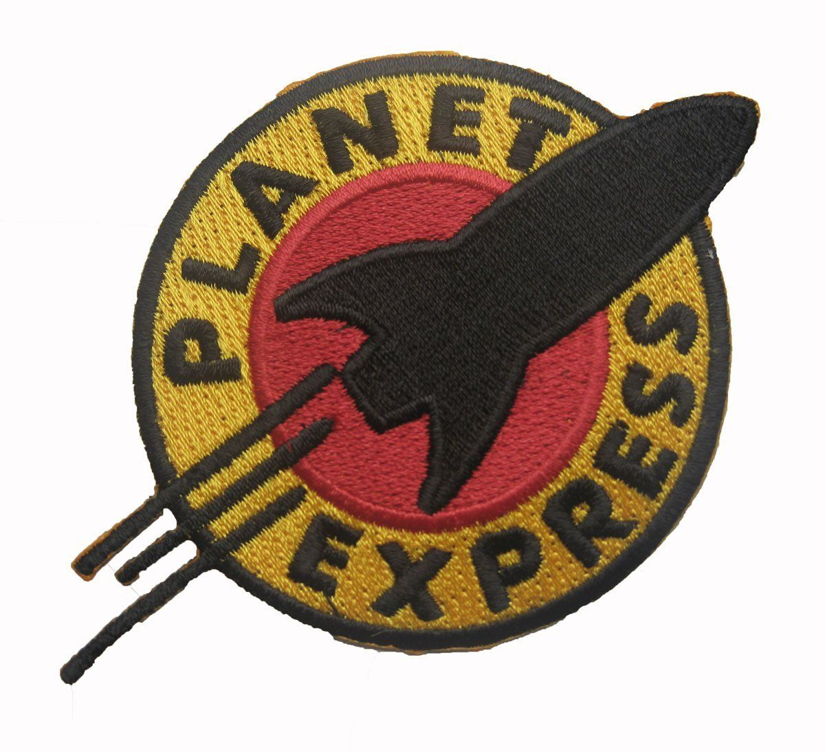 FUTURAMA The Express sew iron on Patch