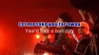Scorpions Holiday Karaoke No Vocal Guide Youtube Karaoke Karaoke Songs Vocal
