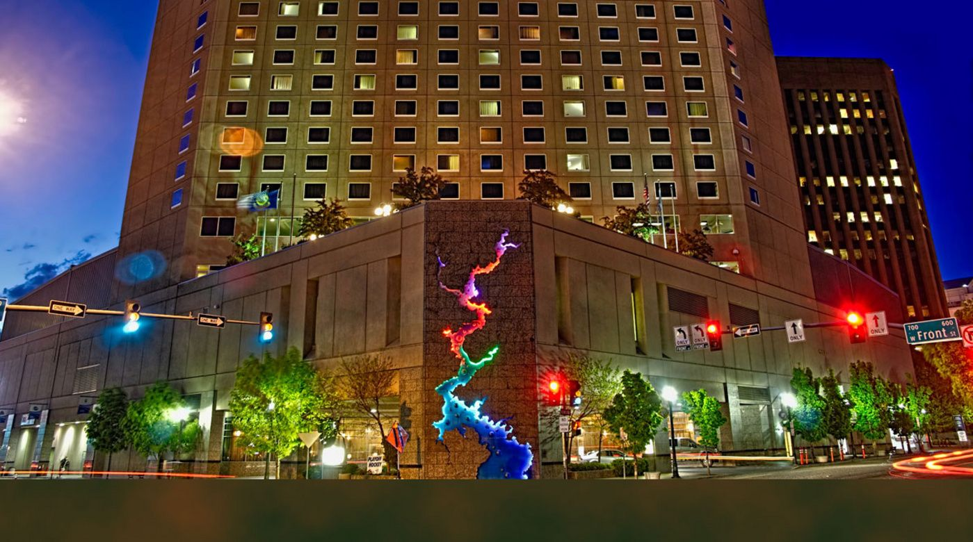 Boise Id Located In The Heart Of Downtown Grove Hotel Eals