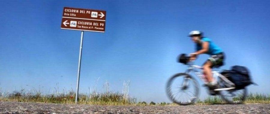 Emilia - Turismo, tre week end in bicicletta alla scoperta del grande fiume