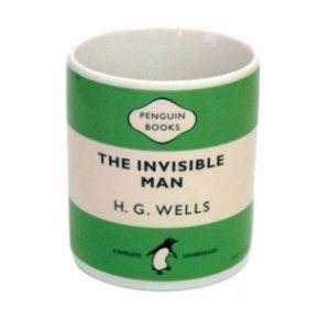 Cool penguin books mugs.