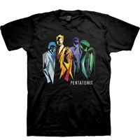 Pentatonix Store - PTX Color T-Shirt