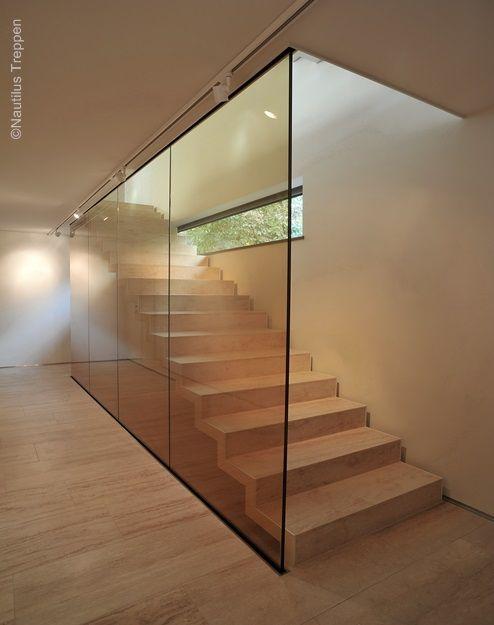 Gerade Treppe In Jena 3 Treppe Architektur Haus