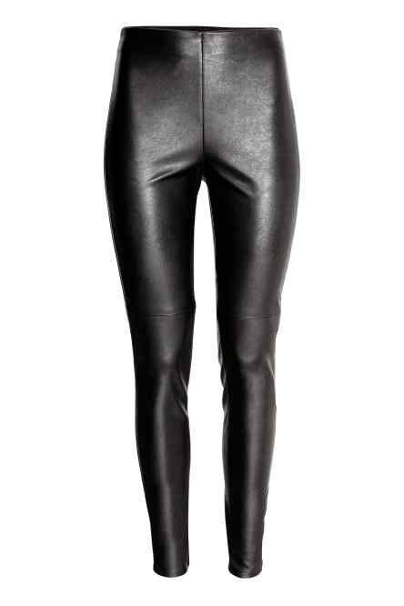 6488dddc9080 Leggings en piel sintética | que me gusta un rato! | Pantalones ...