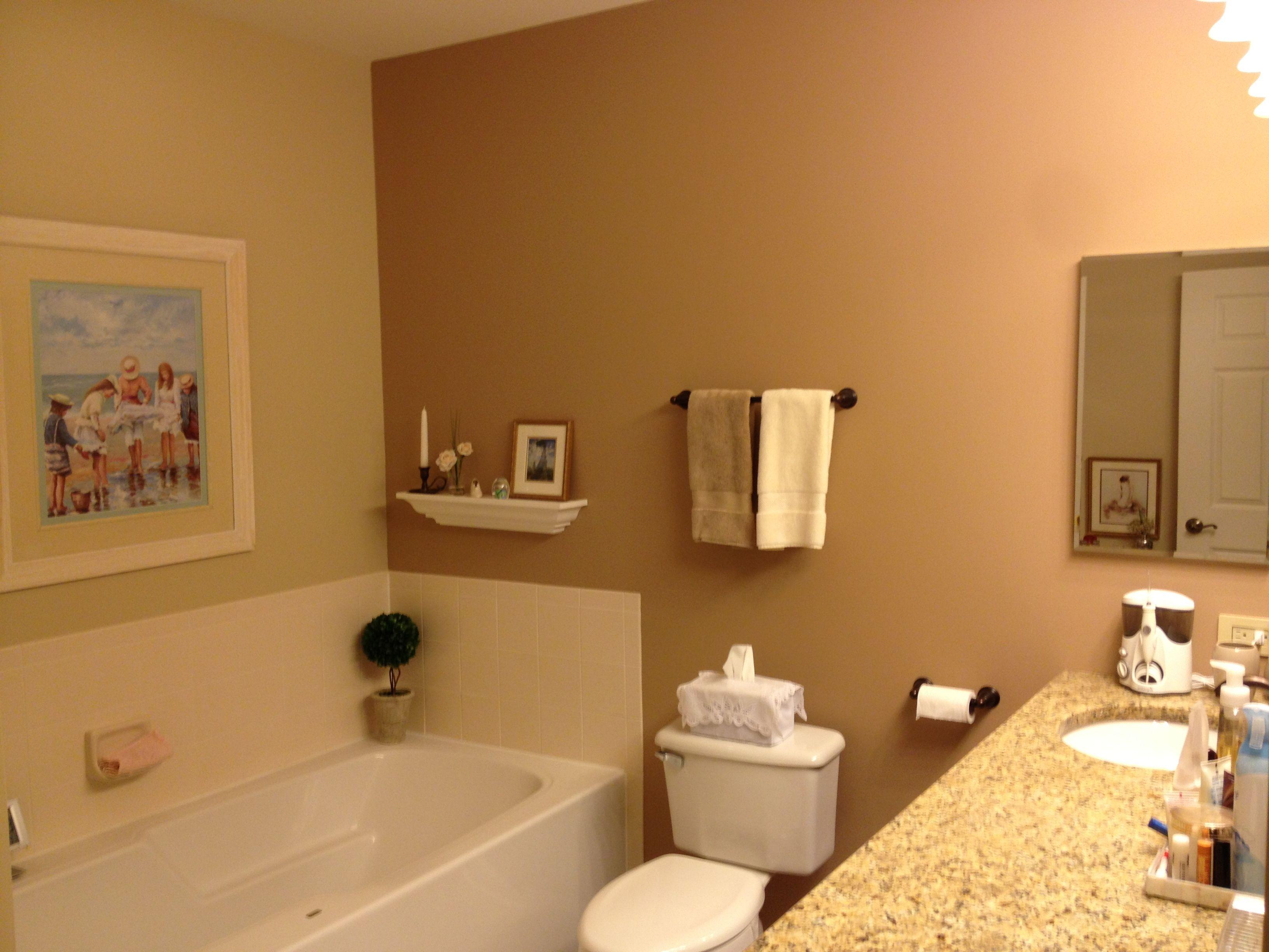 Bathroom Accent Wall Ideas #AccentWallIdeas Tags: accent ...