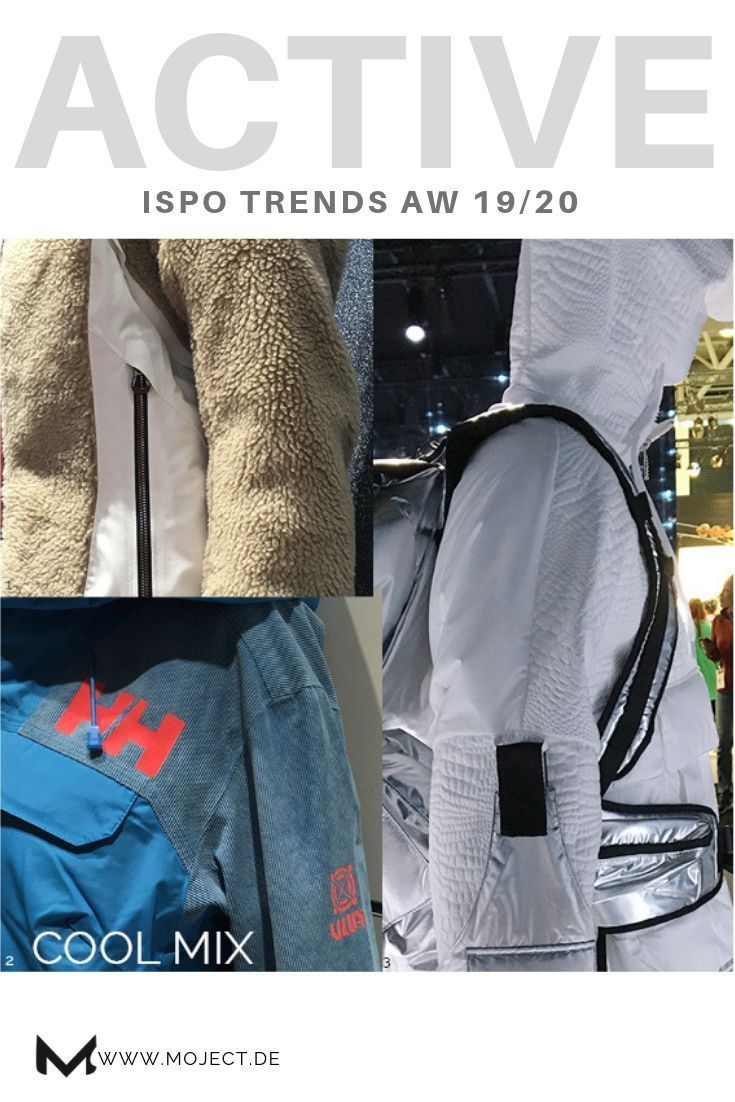 Function goes Fashion: ISPO trends AW 19/20 – Moject