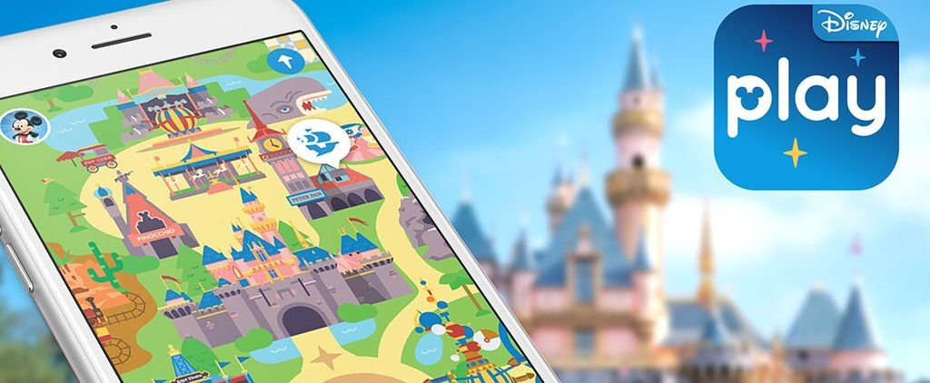 Disney Has a New App That's Designed to Make Your Park