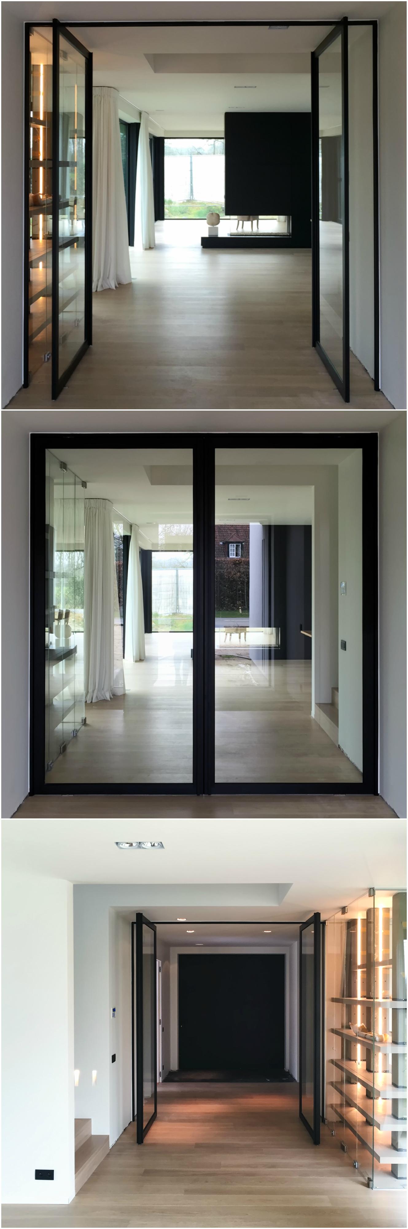 Modern interior doors, glass doors, sliding doors and walk-in …