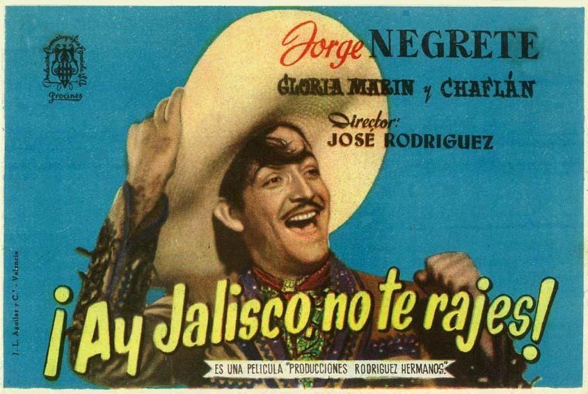 películas filmadas en Guadalajara