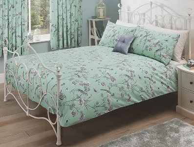 George Home Chinoiserie Floral Duvet Set Bedding George At