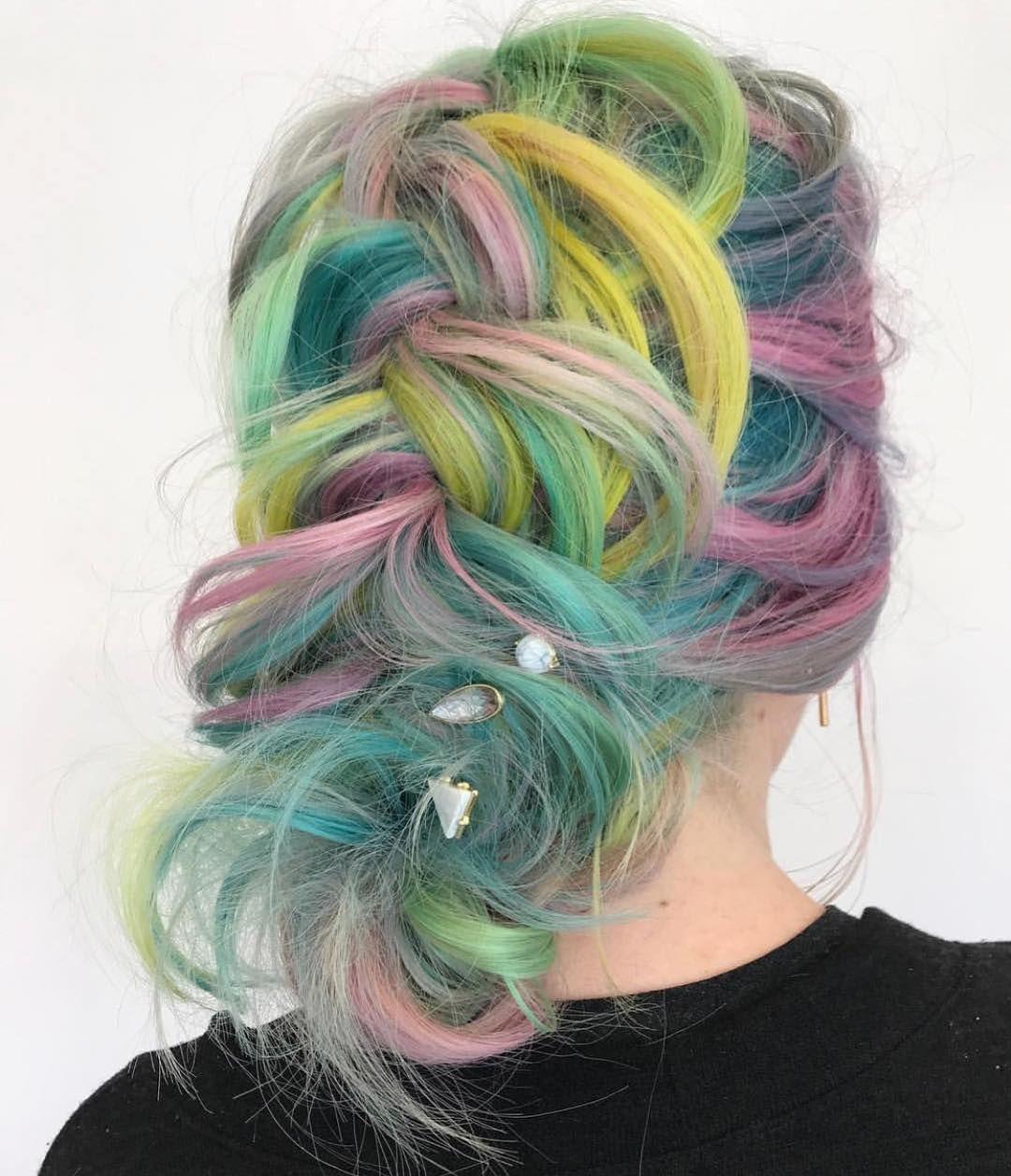 100 Color Melt Ideas Hair Styles Long Hair Styles Hair