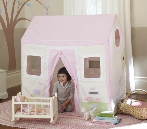 Tent House Play Houses Pottery Barn Kids Play House