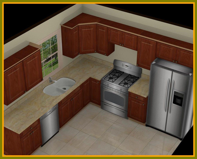 Resultado De Imagen Para 10 X 8 Kitchen Layout Small Kitchen Design Layout Kitchen Cabinet Layout Kitchen Design Small