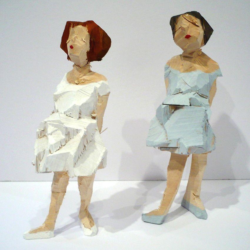 georg schultz mu ecos y titeres wood art pottery. Black Bedroom Furniture Sets. Home Design Ideas