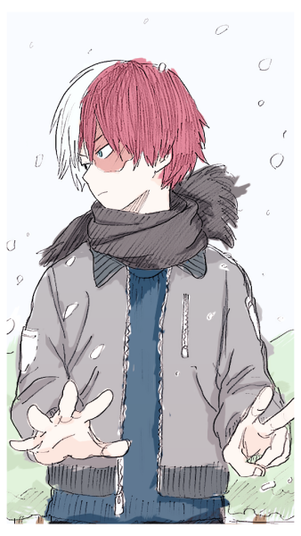 Shouto Todoroki Wallpaper Tumblr Hero Wallpaper My Hero Academia Manga Anime Wallpaper