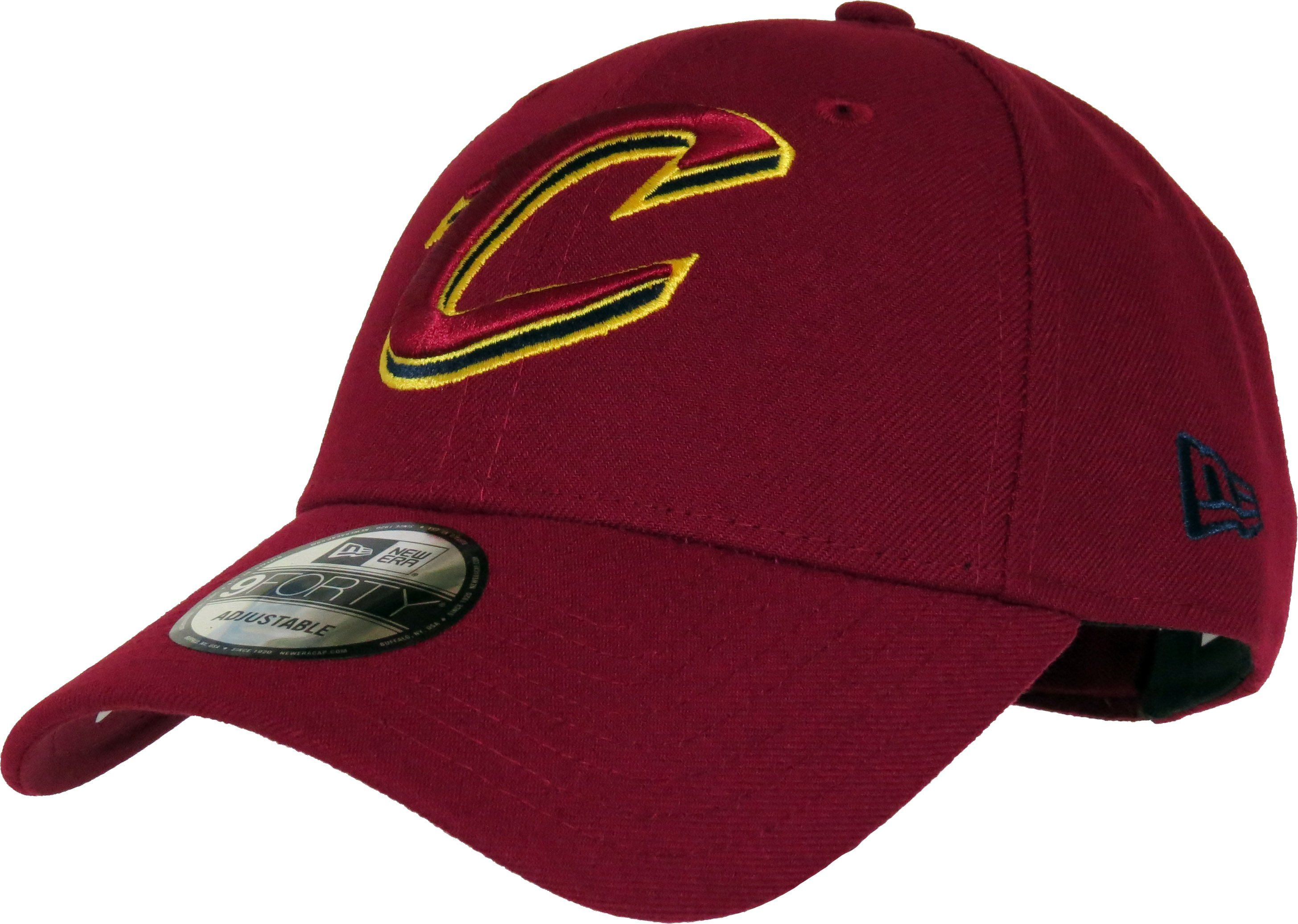New Era 59Fifty Engineered Cap NBA Cleveland Cavaliers