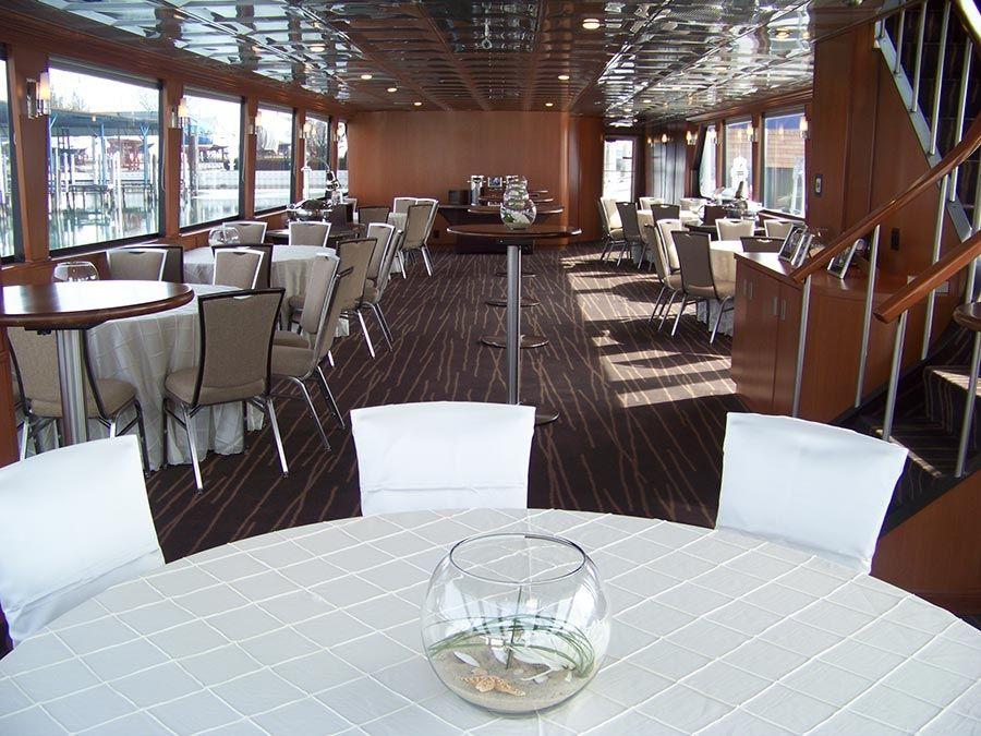 Infinity Yacht Venues, Yacht, Wedding venues