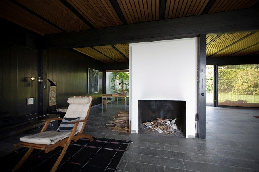 Halldor Gunnløgssons hus - modernisme - | Interiør | Pinterest ...