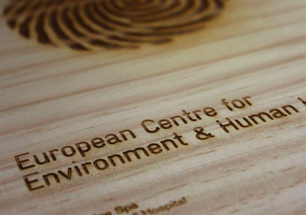 European Centre for Environment & Human Health by Jordan Blyth, via Behance