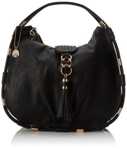 BIG BUDDHA Jfira Shoulder Bag,Black,One Size Big Buddha http://www.amazon.com/dp/B00HMXG1GK/ref=cm_sw_r_pi_dp_0t7mub14943AR